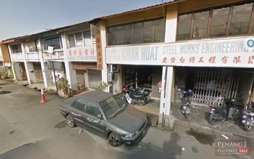 Double Storey Heritage House @ Georgetown FOR RENT