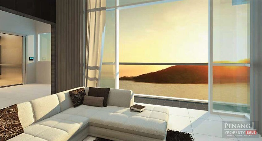 Queensbay, QuayWest Residence, Luxury Waterfront Serviced Apartment (1,310sf)