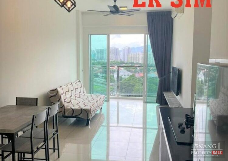 Best Deal Tropicana Bay Residence Fully Furnish Near Queensbay Mall