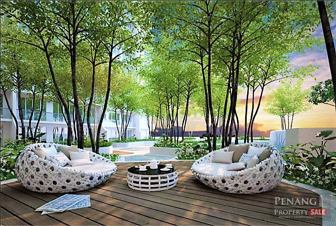 Queensbay, QuayWest Residence, Luxury Waterfront Serviced Apartment (Penthouse – 2,019sf)