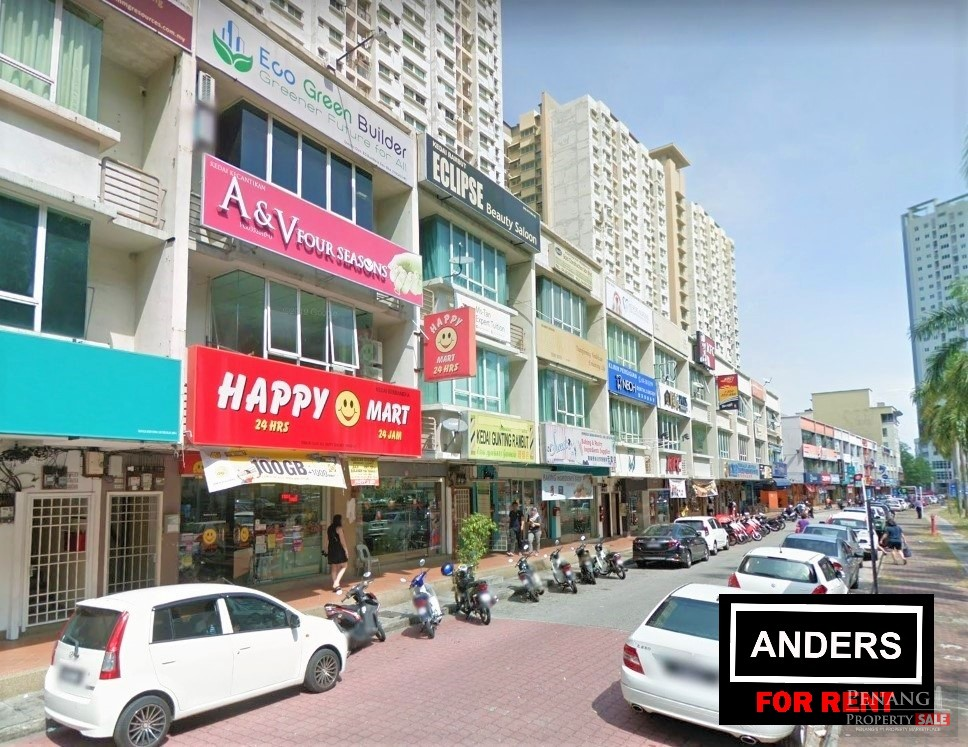 Vantage Point Office Space @ Jelutong FOR RENT