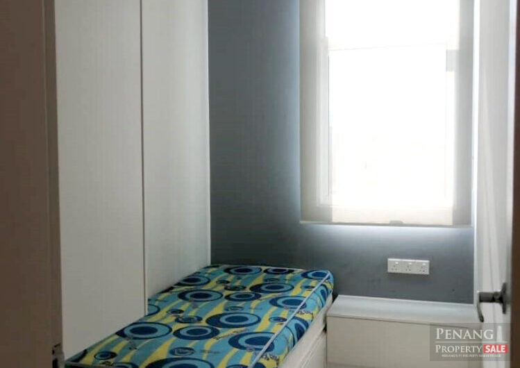 Fully Reno Studio Unit Strait Garden Suites new clean and tidy