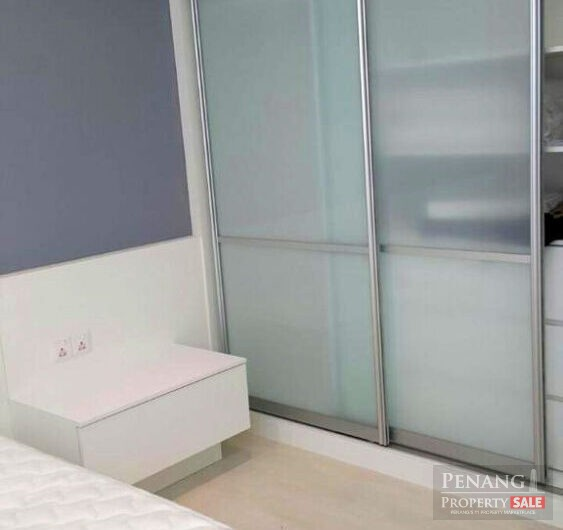 Straits Garden Suites 404 SF Jelutong Renovated 1 CP