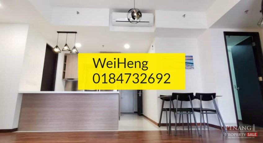 The Tamarind in tanjung tokong  high floor for rent